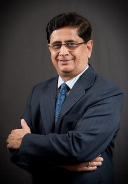 President and Director Technology Mr. Dilip Vaidya